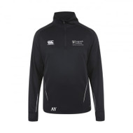 Longsands Academy Mens Team ¼ Zip Mid-Layer