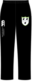 Worcs Women and Girls - Open Hem Stadium Pant (Black)
