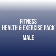 GKC Fitness, Health & Exercise Pack (Male)