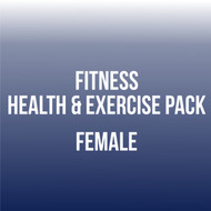 GKC Fitness, Health & Exercise Pack (Female)