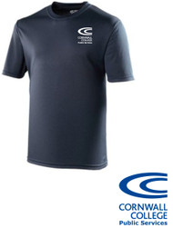 Cornwall College Public Services Technical T (Optional, Unisex)