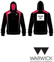 Warwick Uni Badminton Club Mens Hoody
