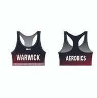 Warwick Uni Aerobics Club Crop Top