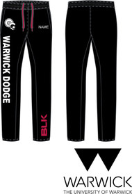 Warwick Uni Dodgeball Club Ladies Sweatpant