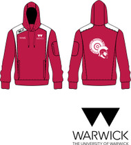Warwick Uni Dodgeball Club Ladies Hoody