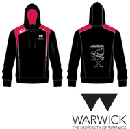 Warwick Uni Sub Aqua Club Mens Hoody