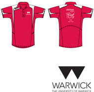 Warwick Uni Sub Aqua Club Mens Dryfit Polo