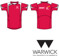 Warwick Uni Swimming Club Mens Tek V Tee