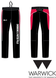 Warwick Uni Swimming Club Ladies Track Pant