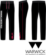 Warwick Uni Swimming Club Ladies Sweatpant