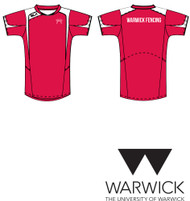 Warwick Uni Fencing Club Red Training Tee