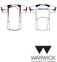 Warwick Uni Fencing Club White Training Tee