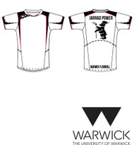 Warwick Uni Floorball White Training Tee