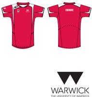 Warwick Uni Mens Hockey Red Training Tee
