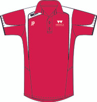 Warwick Uni Squash Mens Red Polo