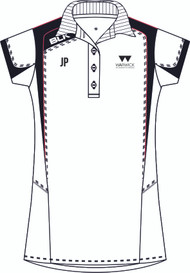 Warwick Uni Squash Ladies White Polo