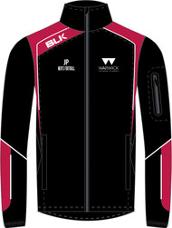 Warwick Uni Mens Football Track Jacket