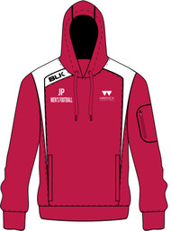 Warwick Uni Mens Football Hoody