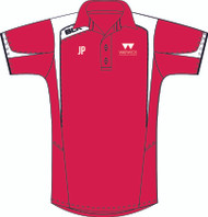 Warwick Uni Tennis Mens Red Polo