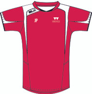 Warwick Uni Tennis Mens Red Tee