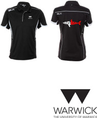 Warwick Uni Lifesaving Mens Dry Fit Polo