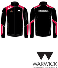 Warwick Uni Rugby League Track Jacket