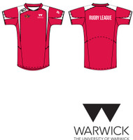 Warwick Uni Rugby League Red Training Tee