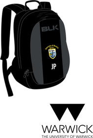 Warwick Uni RFC Rucksack