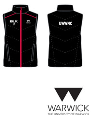 Warwick Uni Womens Netball Gillet