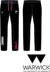 Warwick Uni Womens Netball Sweatpants