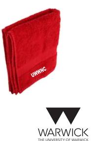 Warwick Uni Womens Netball Hand Towel