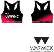 Warwick Uni Womens Netball Sports Bra