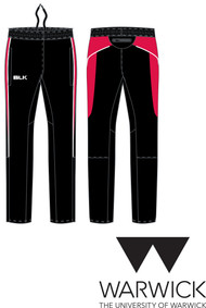Warwick Uni Cheerleading Ladies Track Pants