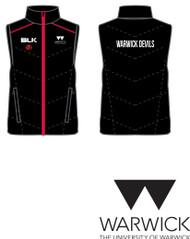 Warwick Uni Cheerleading Mens Gillet