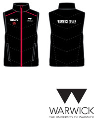 Warwick Uni Cheerleading Ladies Gillet