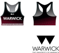 Warwick Uni Cheerleading Crop Top