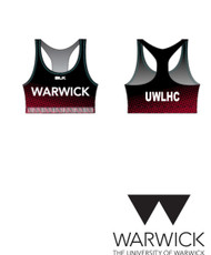 Warwick Uni Ladies Hockey Crop Top