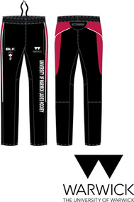 Warwick Uni Ladies Hockey Track Pants