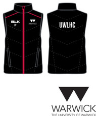 Warwick Uni Ladies Hockey Gillet