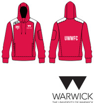 Warwick Uni Womens Football Hoody