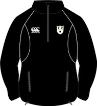 Worcs Womens and Girls - Classic Team 1/4 Zip Mid Layer Training Top
