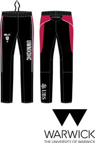 Warwick Uni mixed hockey Ladies Track Pants
