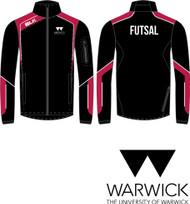 Warwick Uni Futsal Mens Track Jacket