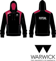 Warwick Uni Futsal Club Mens Hoody with initials