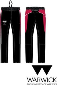 Warwick Uni shotokan karate womens Track Pant