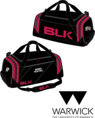 Warwick University Basketball gearbag