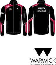 Warwick University Basketball Track jacket
