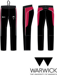 Warwick University Basketball track pant