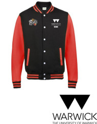 Warwick University Basketball varsity jacket