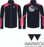 Warwick University Archery Track jacket